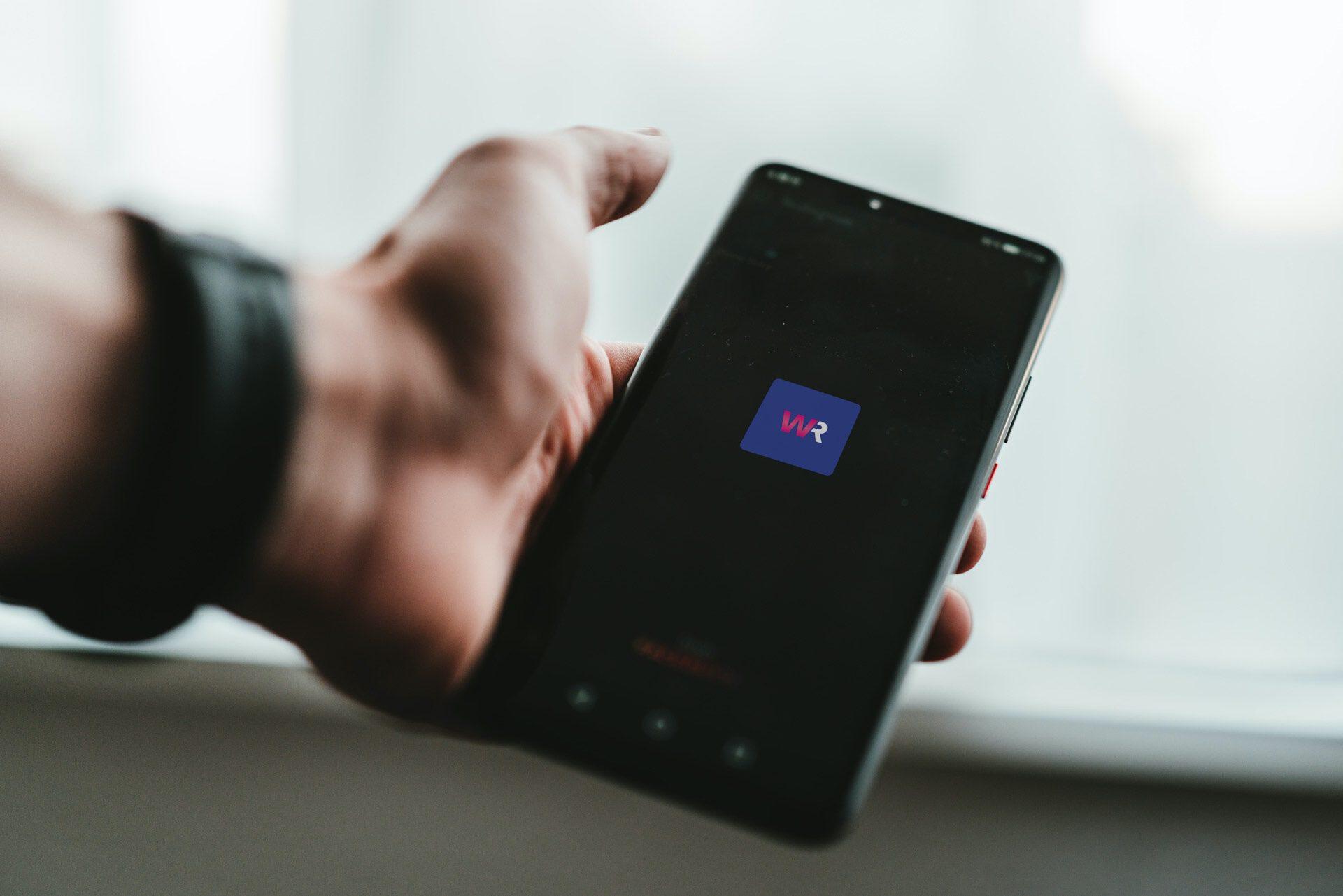 Wradio app